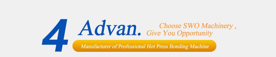 manufacturer of professional hot press bonding machine